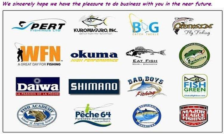 оптовые фирмы о рыбалке
