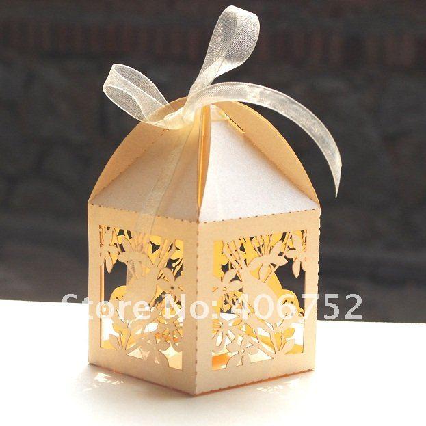 wedding favor cake boxes - Wedding Decor Ideas