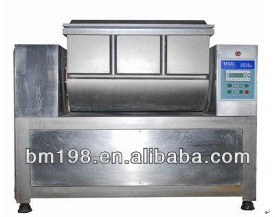 bread machine kneading