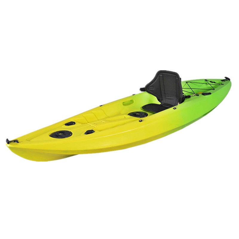 2015 single sit on top fishing kayak canoe buy 2015 for Best sit in fishing kayak
