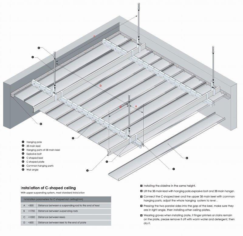 Aluminium Strip Ceiling Buy Aluminium Strip Ceiling