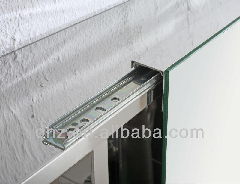 sliding door bathroom mirror cabinet a7009 buy sliding door bathroom