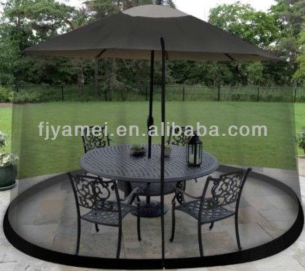 mosquito net stand