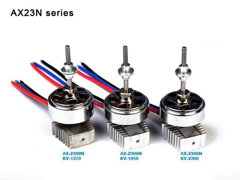 Ax2306n 2300kv 1950kv Or 1280kv Small Brushless Motor