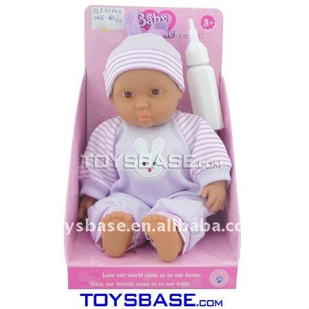 "8"" Mini Baby Dolls With Clothes 6pc set Buy Mini Baby"