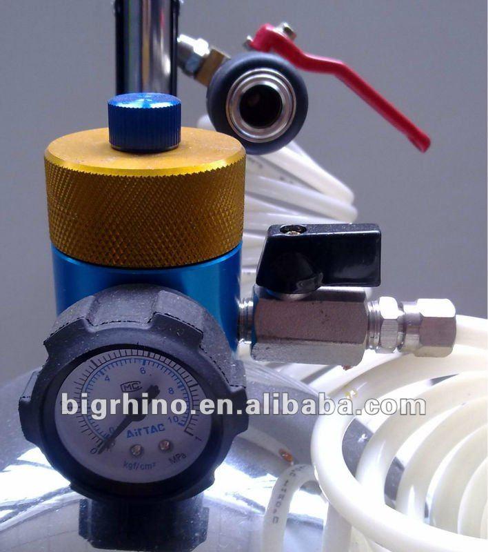 brake fluid exchange machine