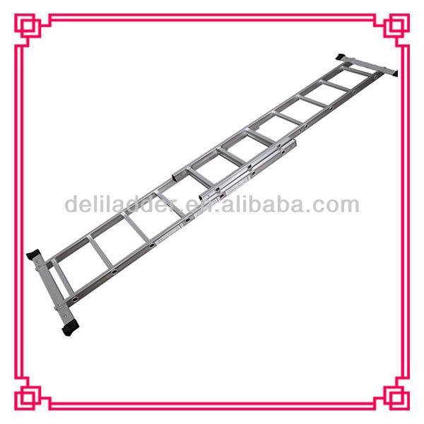 Aluminium folding scaffold ladder escalera andamio de - Escalera andamio aluminio ...