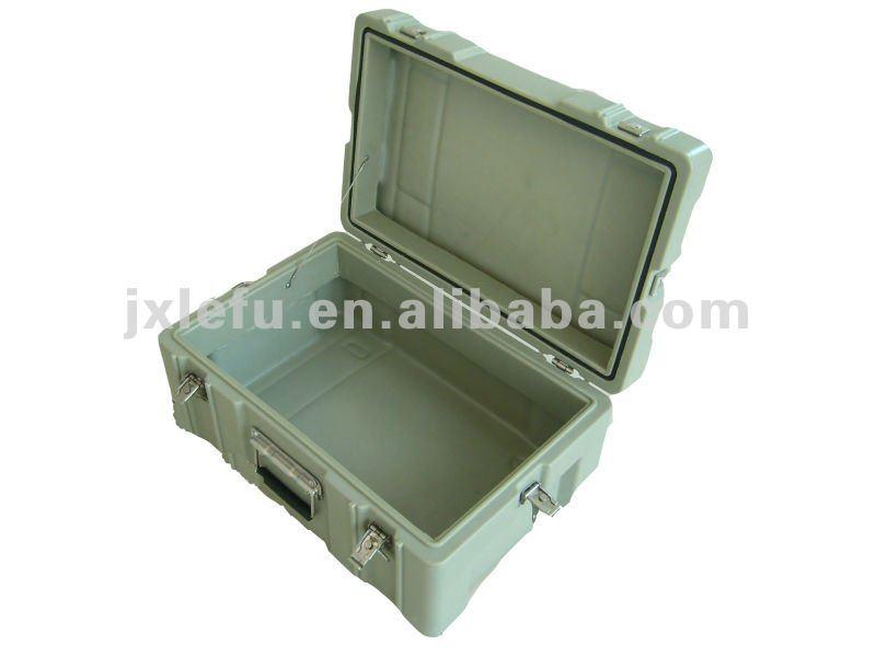 Small Hard Plastic Military Gun Case Tool