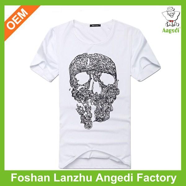 Custom Fashion 50 Cotton 50 Polyester T Shirts Buy 50
