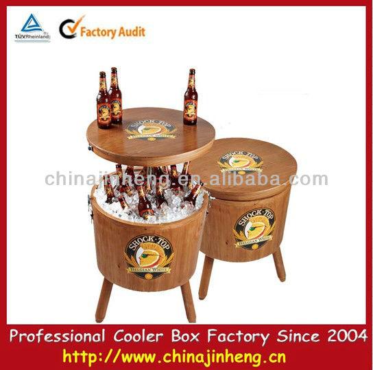 Yangdong Ewin Light Industrial Products Ltd: Round Barrel Beer Cooler,Rotomolded Cooler Box,Budweiser