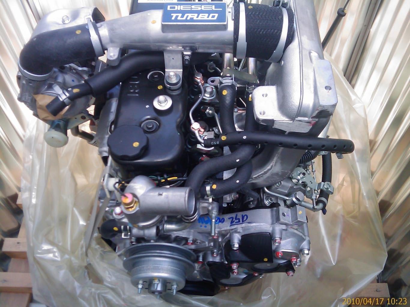 Japan 4 cylinder 2500 4ja1 t genuine parts isuzu diesel for 2 4 motor for sale