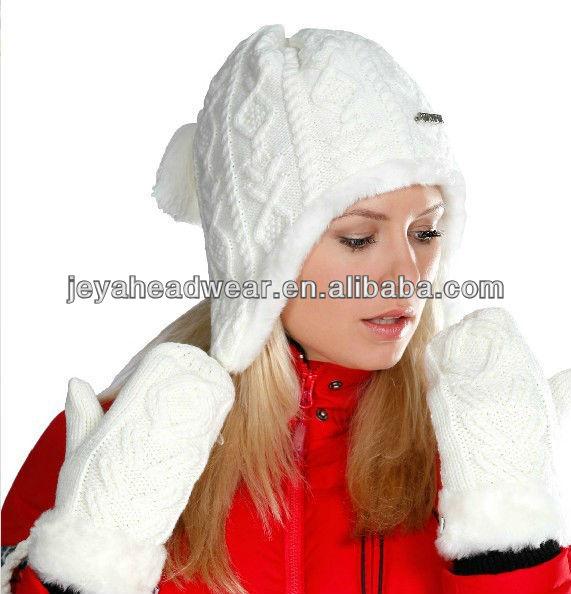 Free Knitting Patterns For Animal Hats : Beanie Free Animal Hat Knitting Patterns - Buy Beanie Free Animal Hat Knittin...