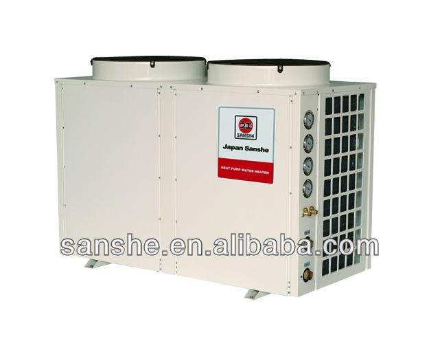 Sanshe Swimming Pool Air Source Heat Pump Water Heater Buy Air Source Heat Pump Water Heater