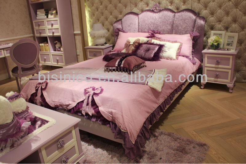 barbie princess bedroom set children bedroom furniture