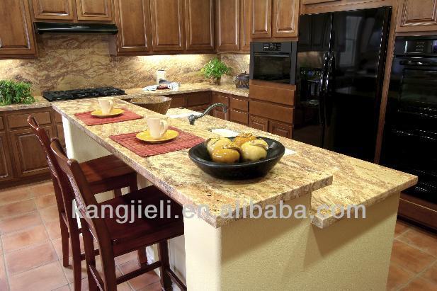 Corian kitchen table top solid surface kitchen cabinet - Losas para cocinas ...