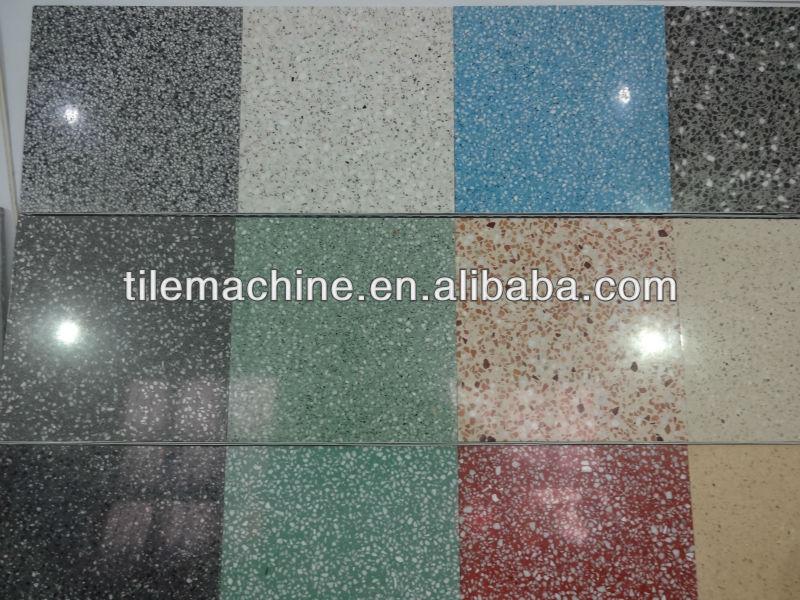 Captivating Terrazzo Floor Tiles Machine KB125E