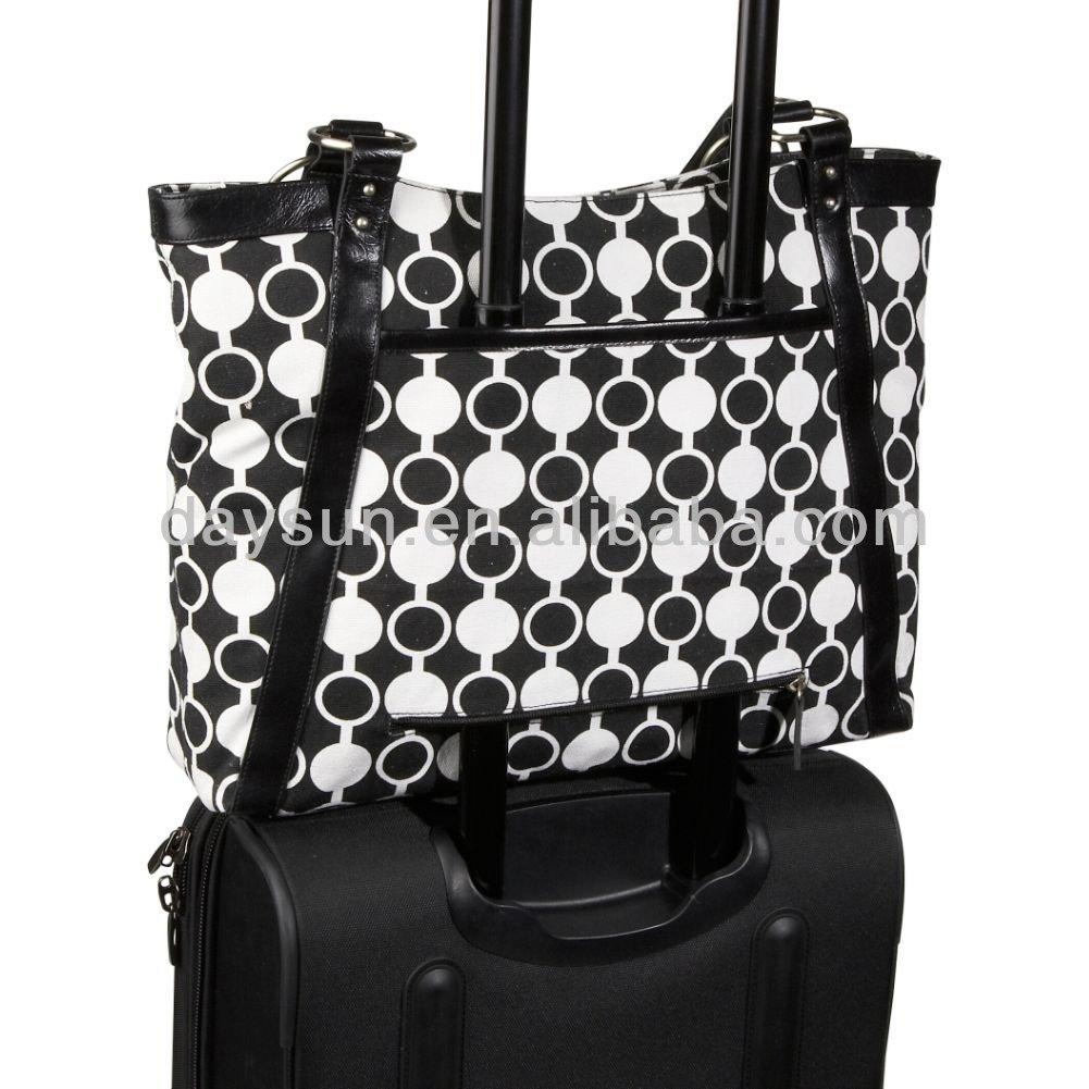Export bags for school - Pleated Women S Laptop Tote Bag Exclusive Color View Women S Laptop