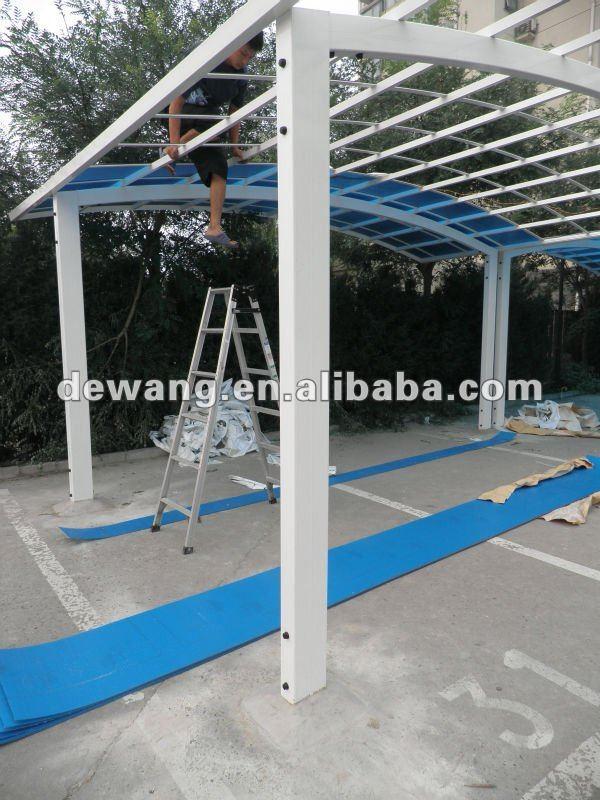 Double aluminum carport buy aluminum carport - Carport double alu ...