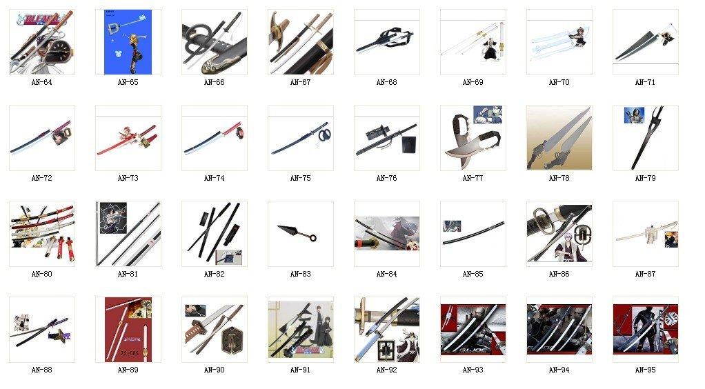 Every Japanese Sword Is A Katana