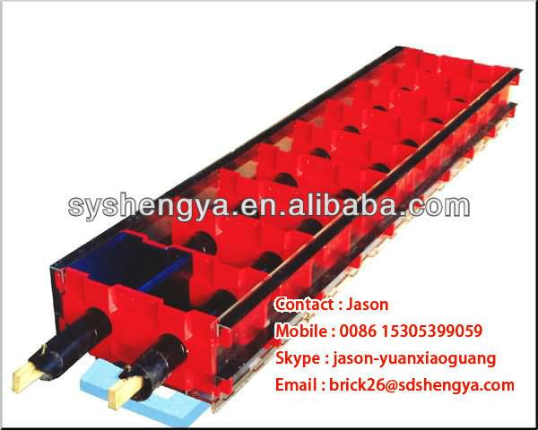 Cellular Lightweight Concrete Blocks : Interlocking cellular lightweight concrete blocks view