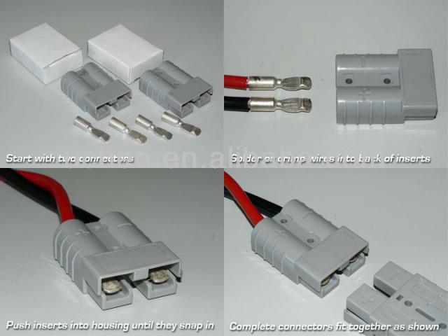 597456060_367 car battery charger automotive wiring connectors 12v dc socket 50amp