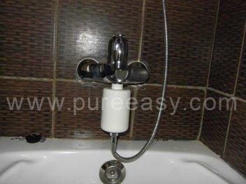 Duchas ahorradoras de agua instalaci n sanitaria conexiones for Ducha electrica chile