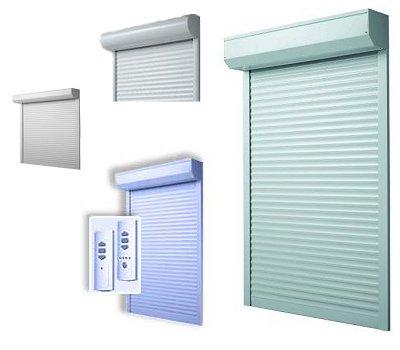 Energy saving outdoor aluminum roller shutter energy - Electric window shutters interior ...