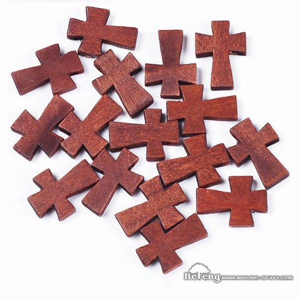 Mini wood craft crosses buy wood crosses mini wood for Cheap wooden crosses for crafts