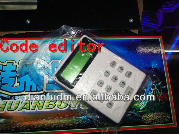 Arcade fishing game machine music machine touch screen for Arcade fishing games
