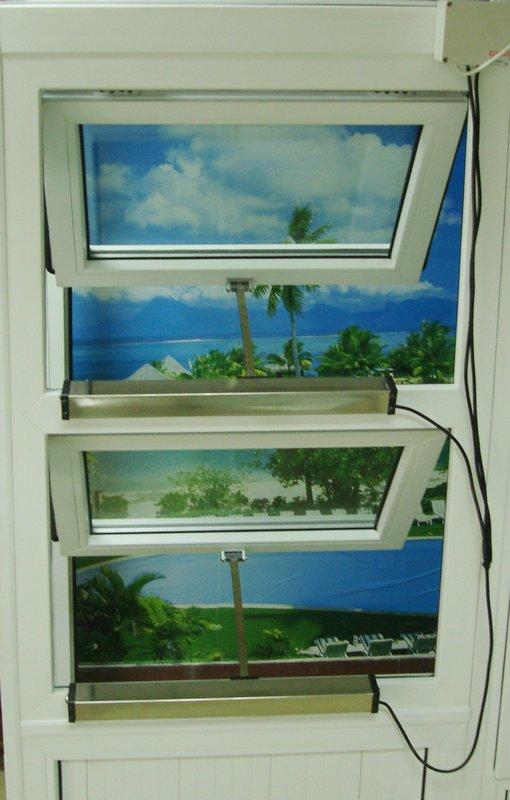 Pvc Electric Window Operator Buy Pvc Chain Opening