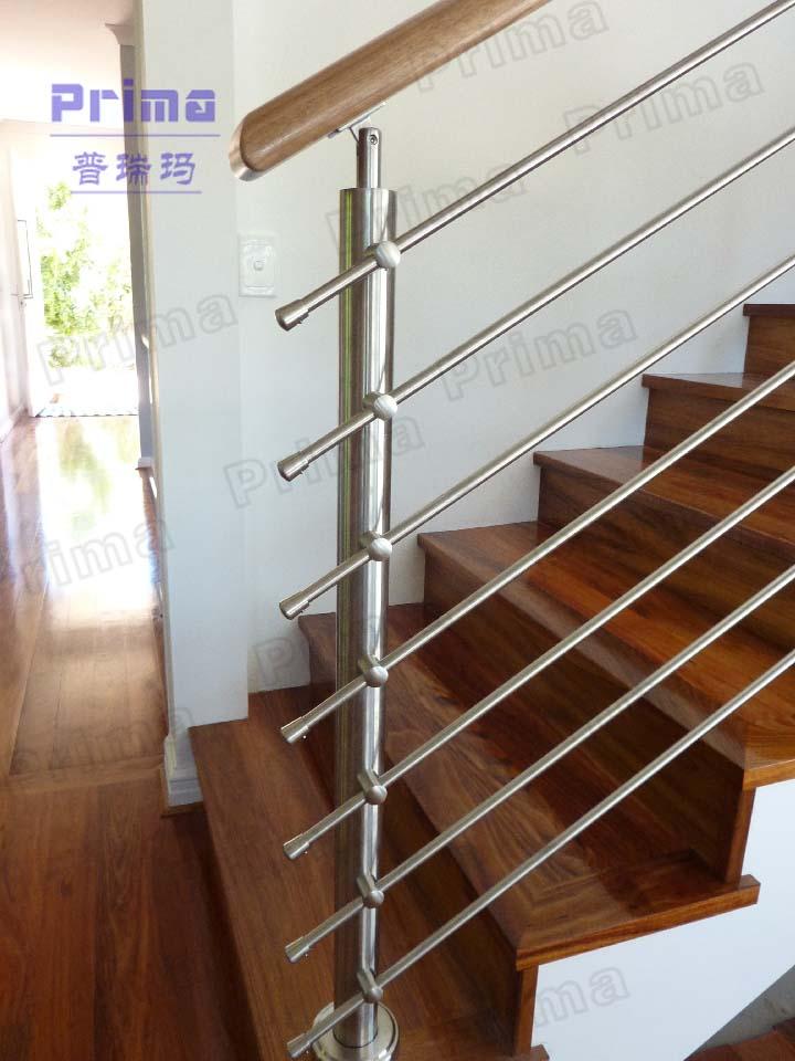 Galvanized Steel Pipe Balcony Railing Steel Pipe
