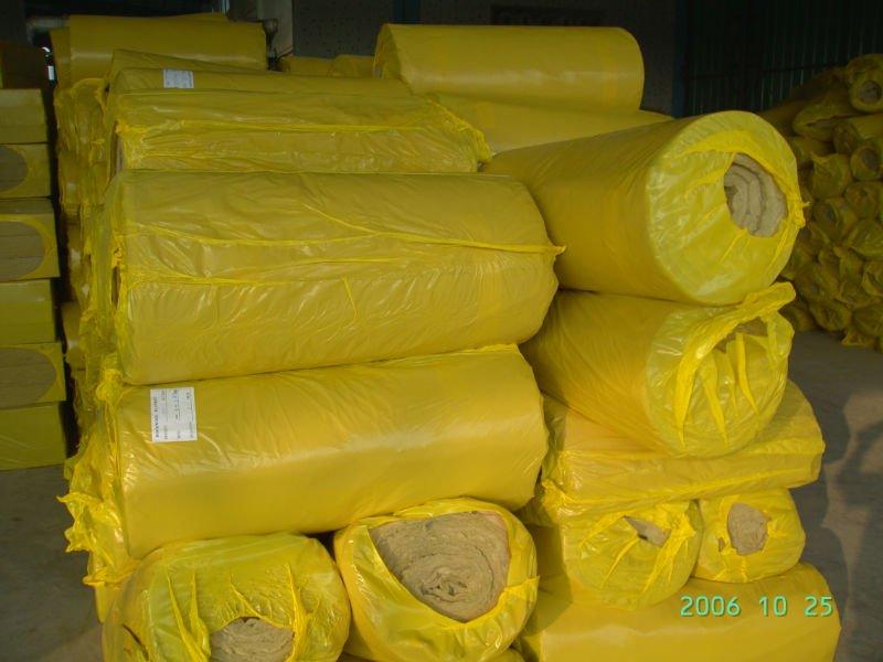 Insulation mineral wool blanket roll rockwool thermal for Buy mineral wool insulation