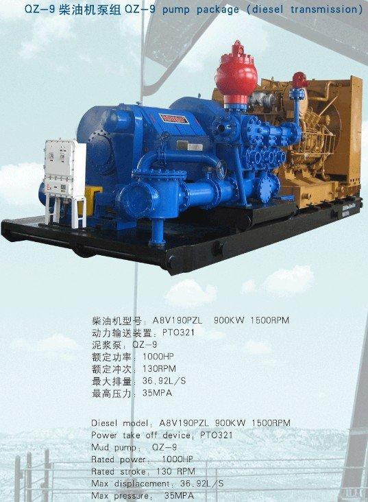 Emsco Bomco Mud Pump For Drilling Rig Buy Emsco Mud Pump