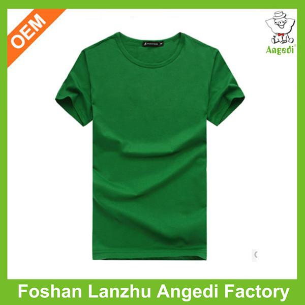 Hot sale cheap blank t shirts plain t shirts for printing for Plain t shirts to print on