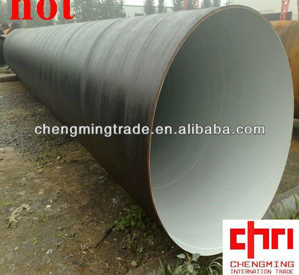 Inner cement lining steel pipe mortar