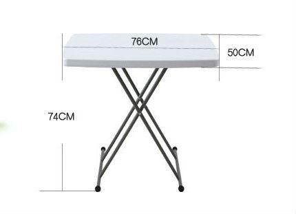 Adjustable height folding table children desks laptop folding table buy adj - Table bureau pliante ...
