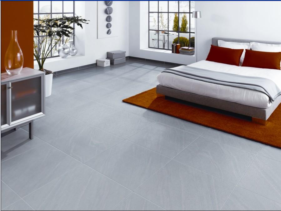 Grey Color 12x24 Matte Finished Kajaria Vitrified Tiles