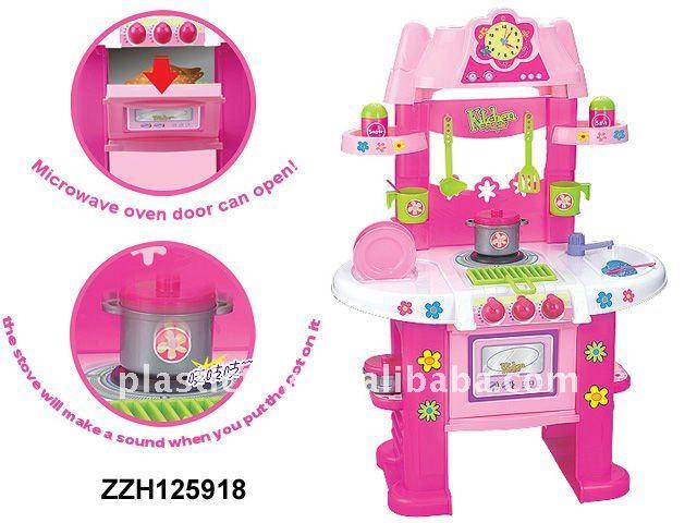 Hot Plastic Toy Girl Dresser Set Zzh125923 - Buy Dresser,Dresser Set ...