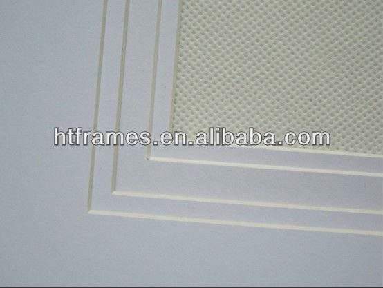 Acid Free White Pre Cut Mat Board And Foam Board 4x6 5x7