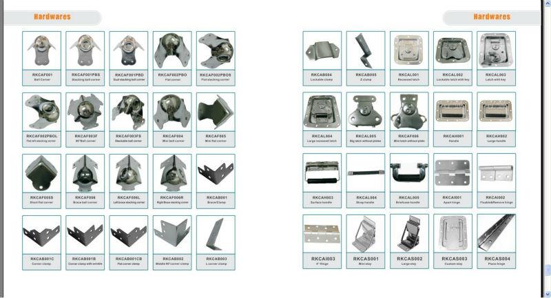 2013 Rk Ata Trunk Road Flight Case Hardwares Amp Accessories