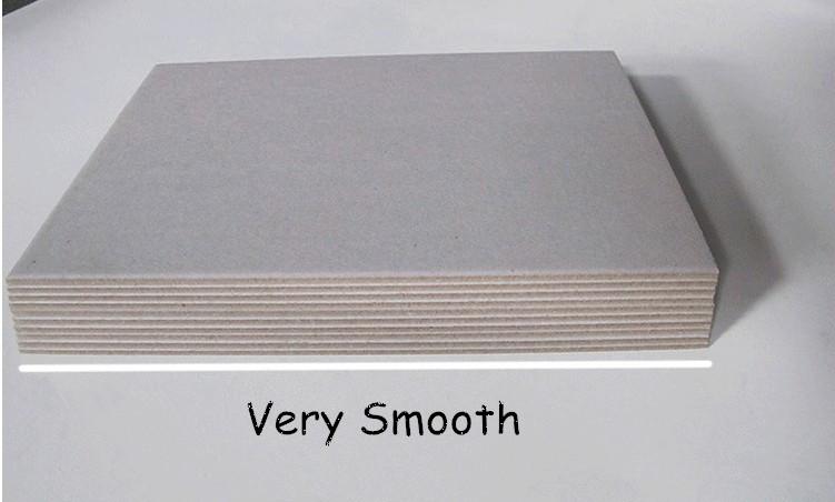 Greyboard greypaper sheets laminated card board paper and