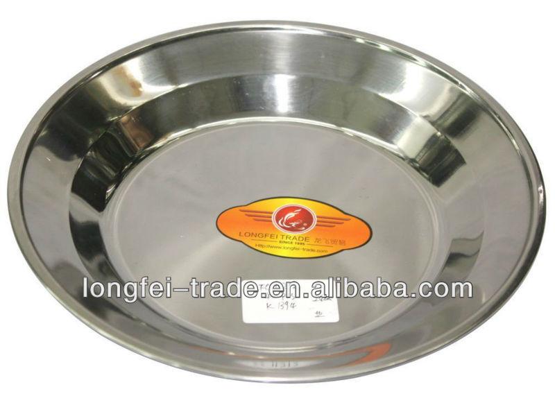 Fashion Design Stainless Steel Dinner Plates View Metal Sc 1 St Castrophotos  sc 1 st  pezcame.com & Metal Dinner Plates \u0026 Casafina Meridian-Bronze Dinner Plate Fine ...