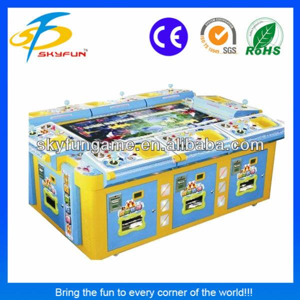 Playland fishing game similar bomb gambling machines for for Fish game gambling