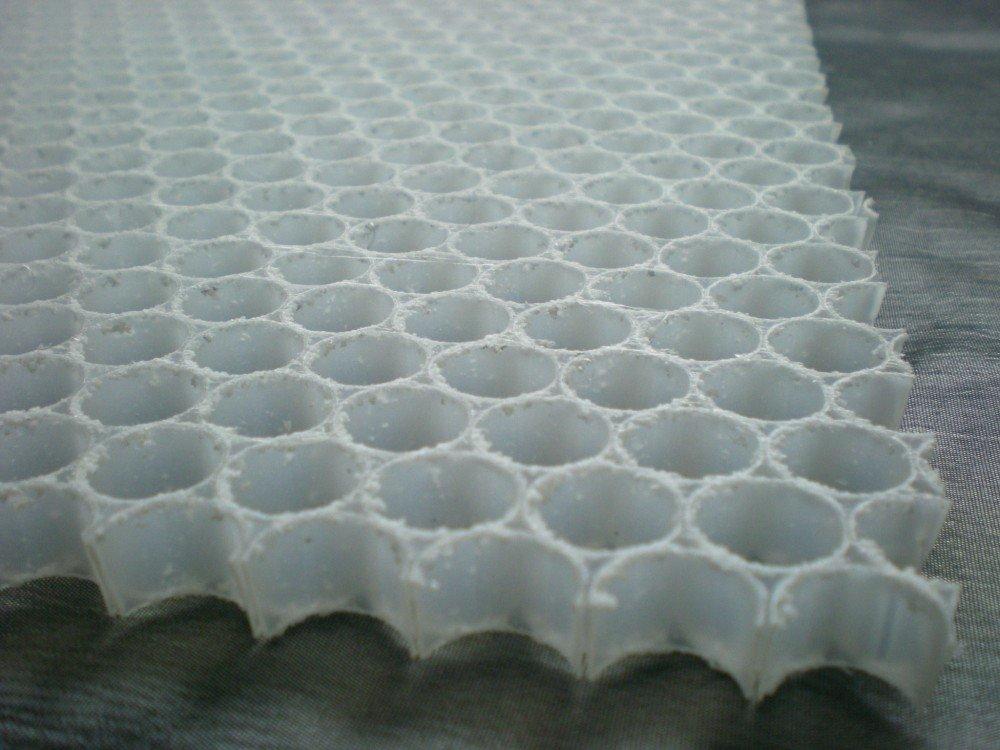 Polyurethane Honeycomb Panels : Polypropylene honeycomb core panel building material