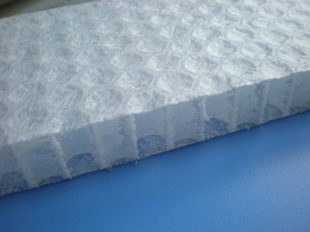 Polypropylene Drainage Cell : Smooth polypropylene honeycomb building material buy