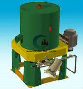 Centrifugal Gold Separator For Mineral Separation