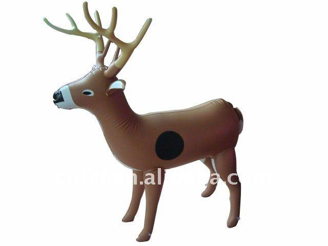 Inflatable Deer Toy Buy Plastic Deer Toys Inflatable