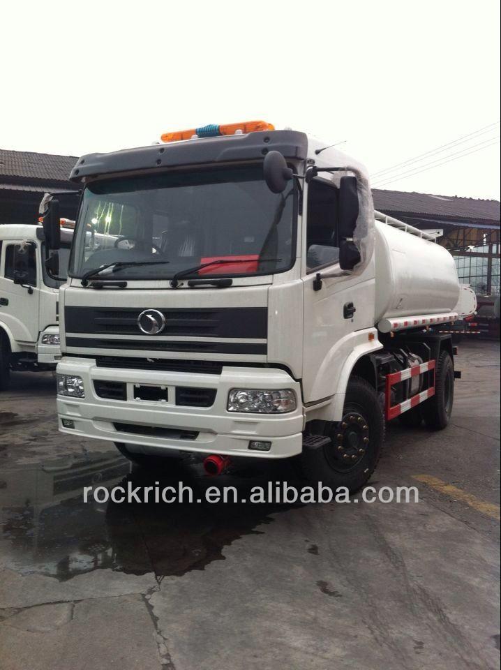 100 new 4x2 diesel chian small 10 ton water truck for Mercedes benz small trucks