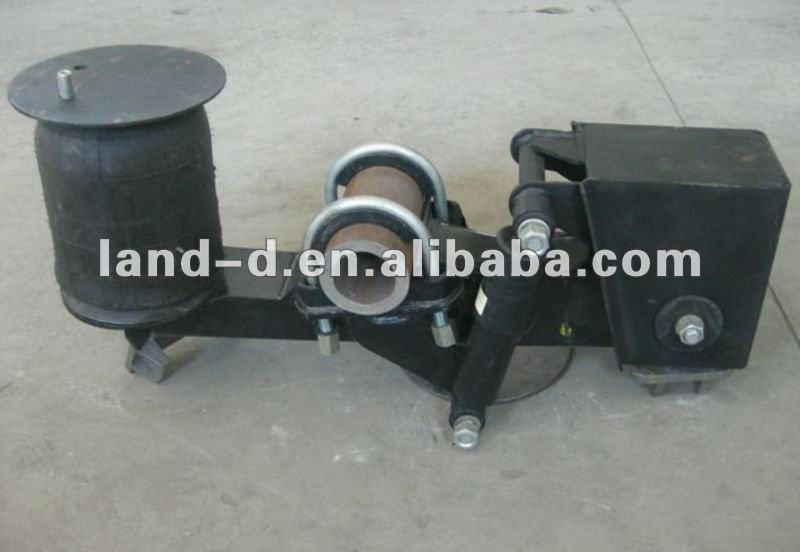 Trailer Air Bags : Lbs air suspension semi trailer parts buy