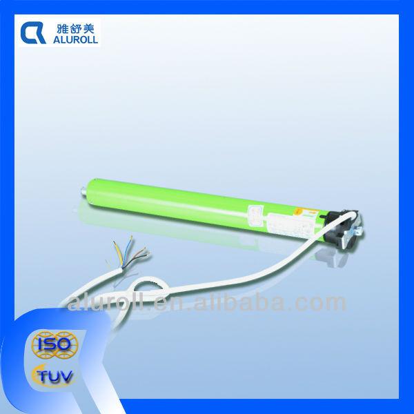 Aluminum Roller Shutter Motor View Roller Shutter Tube